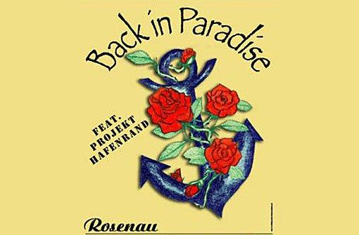 Back in Paradise heißt es bei der Rosenau-Tanznacht