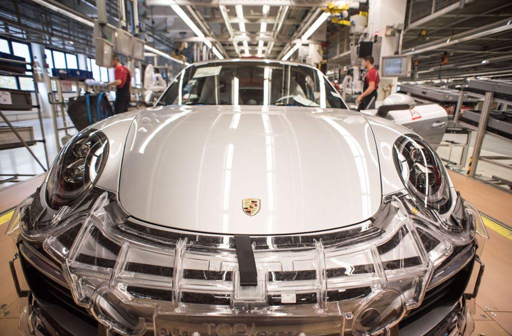 Razzien bei Porsche wegen Abgasskandal