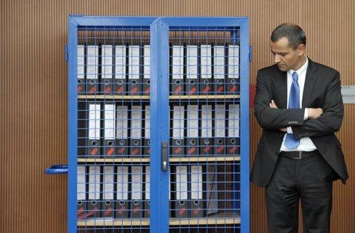 Der SPD-Politiker Sebastian Edathy Foto: dapd