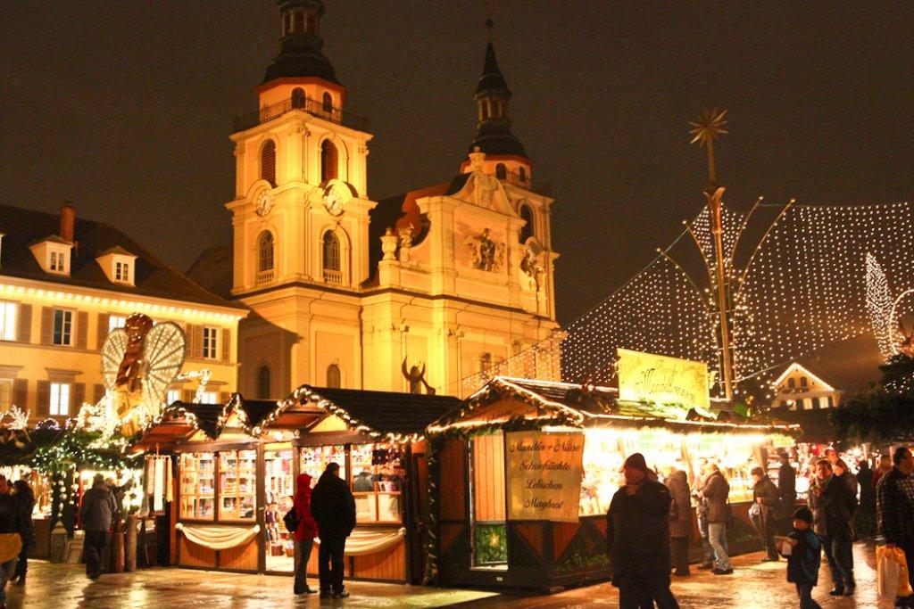 Ludwigsburg Weihnachtsmarkt.Weihnachtsmarkt Eröffnung In Ludwigsburg Feiert Man Königlich