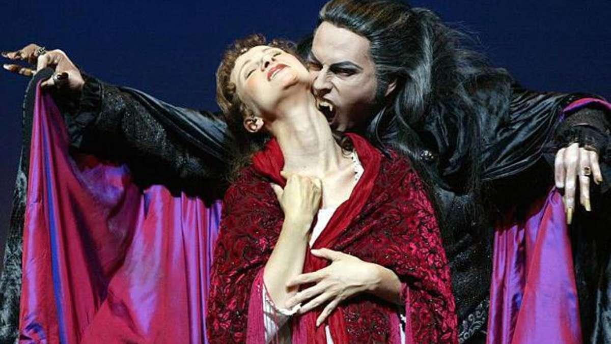 Wo Spielt Tanz Der Vampire 2021
