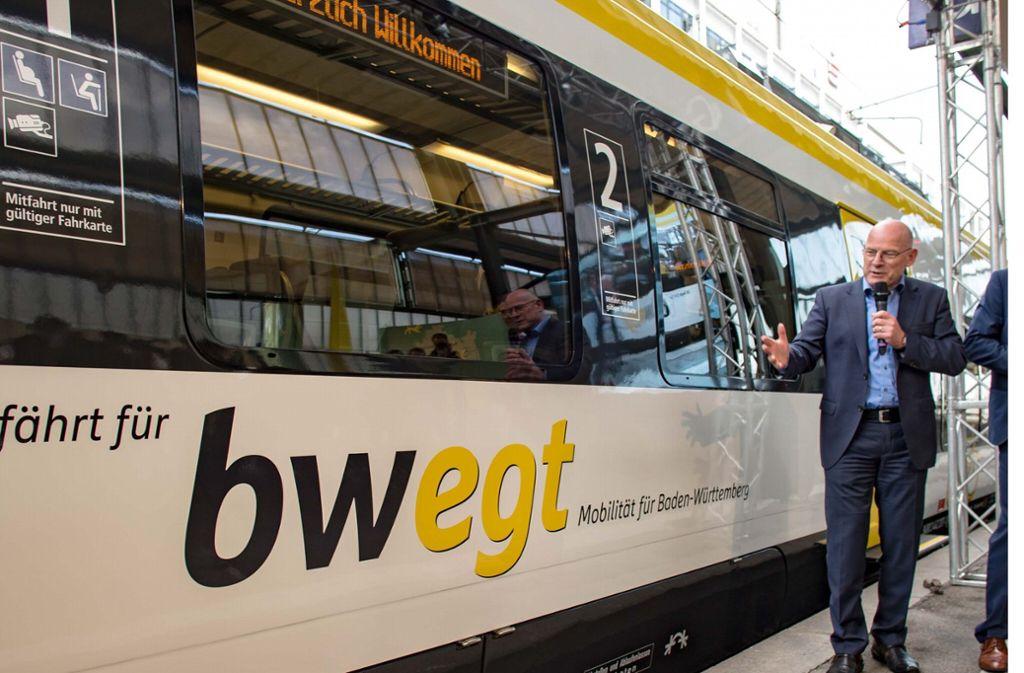 Baden Wurttemberg Karte Db.Stuttgarter Netze Bahn Gelingt Die Ruckkehr Durch Die
