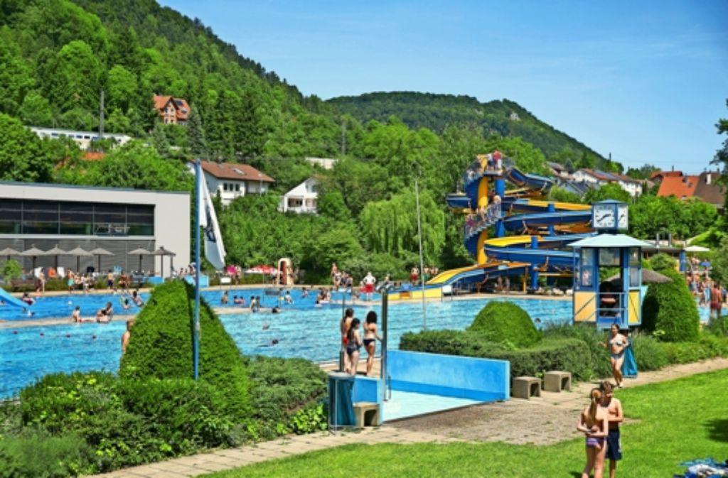 Freibad Check Geislingen Längste Wasserrutsche Im Kreis