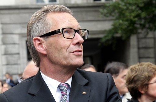 Die Ermittlungen gegen den ehemaligen Bundespräsidenten Christian Wulff Foto: dpa