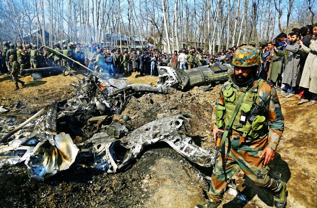 Krieg Indien Pakistan