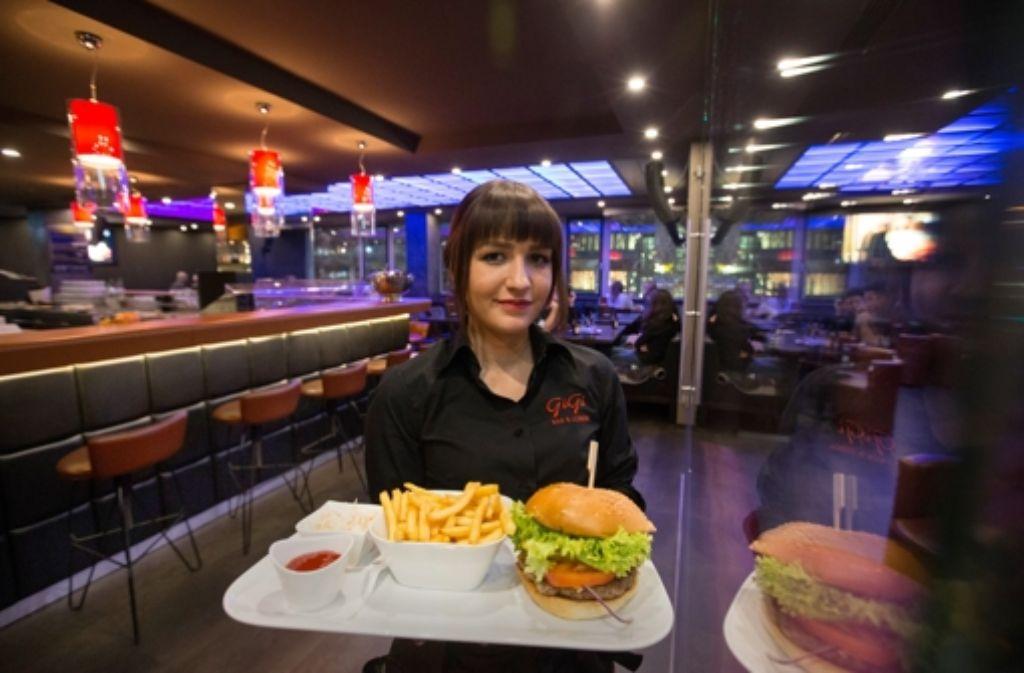 Burger In Stuttgart lokaltermin gigi burger bar zumindest optisch sind die burger eine