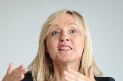 Bayerns Justizministerin Beate Merk lässt den Fall Mollath neu aufrollen Foto: dpa