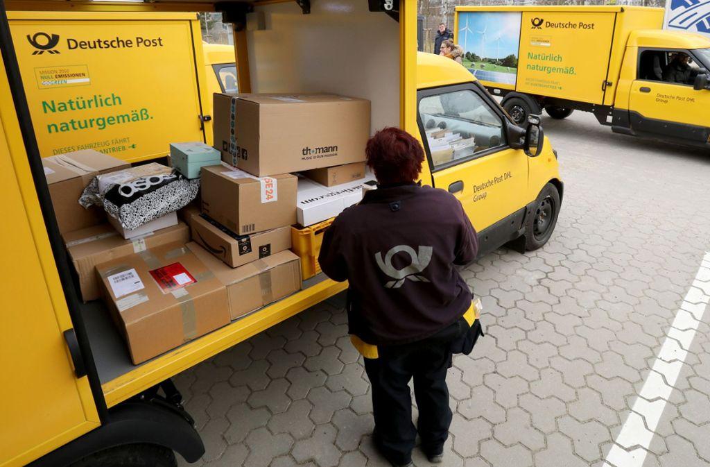 Post Leinfelden Echterdingen deutsche post dgb kritisiert höchst verwerfliche