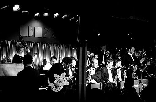 Jazzclub BIX: Tobias Becker Bigband