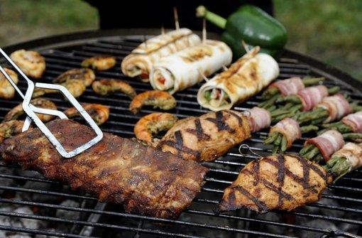 Barbecue trifft Viertele