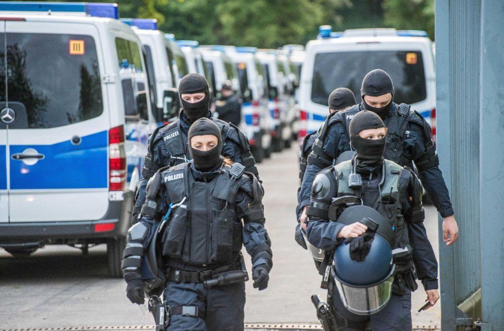 Großeinsatz in der Lea: Flüchtling klagt gegen Ellwanger Polizeirazzia