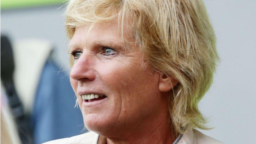 Tv Kommentatorin Des Zdf Claudia Neumann Spricht Uber Die Anfeindungen Gegen Sie Fussball Stuttgarter Zeitung