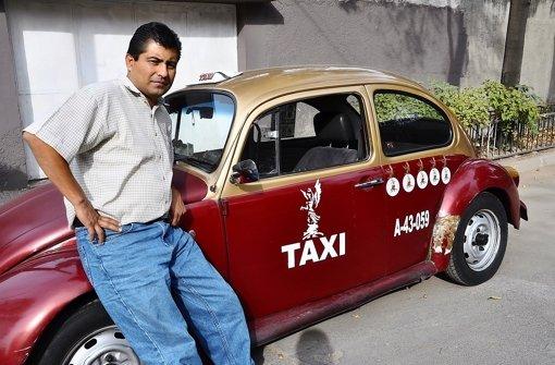 Abschied vom Taxi-Käfer in Mexiko-Stadt