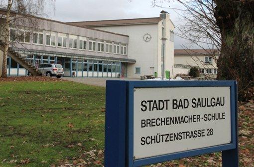 Die Debatte um die Zukunft der Brechenmacher-Schule zieht landesweite Kreise. Foto: dpa