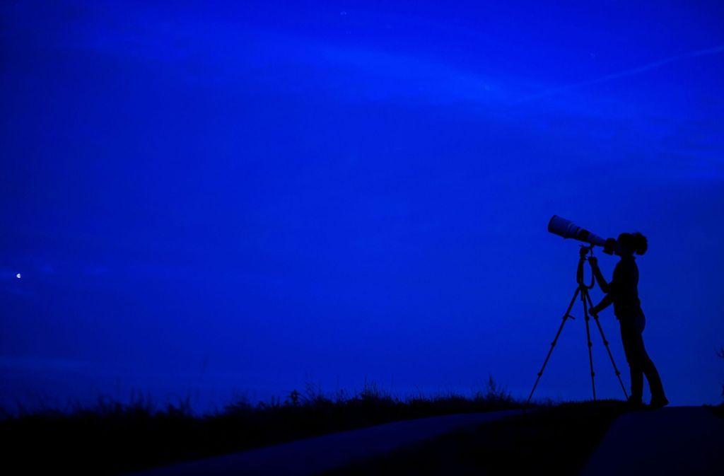 Perseiden Im August Japan Lasst Sternschnuppen Vom Himmel Regnen