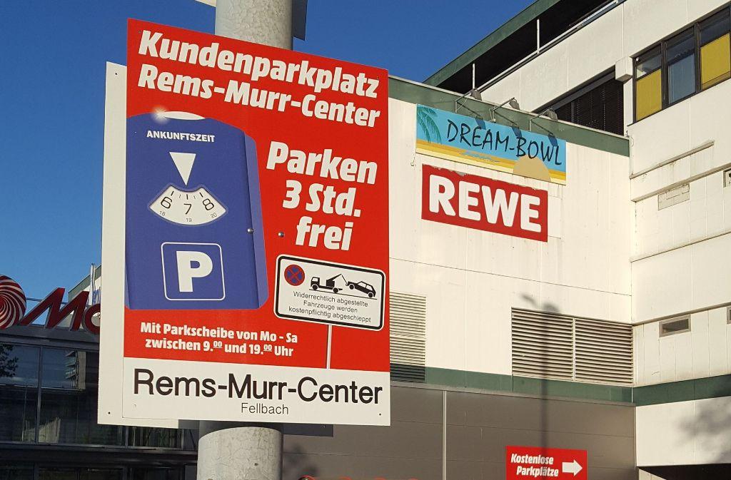 Parken In Fellbach Für 144 Euro Eingekauft Und Knöllchen Kassiert