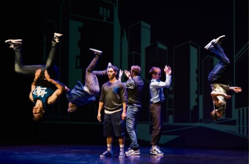 Breakin' Mozart - Klassik meets Breakdance in Balingen