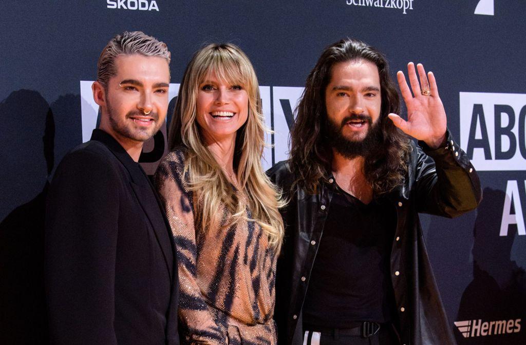 Sind Heidi Klum Und Tom Kaulitz Schon Langst Verheiratet Papa