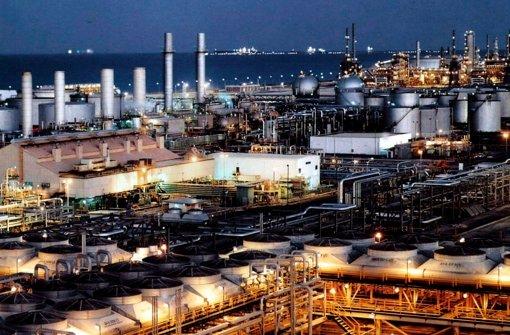 Ölmarkt im Ausnahmezustand