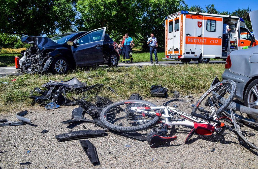 horror crash in baden wГјrttemberg