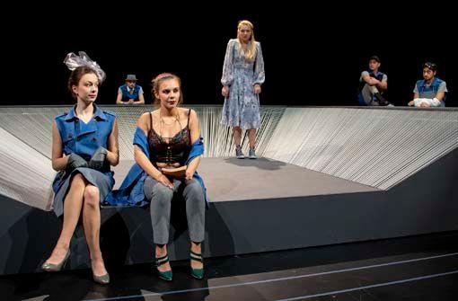 Wilhelma Theater: Glaube Liebe Hoffnung