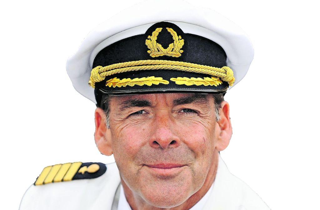 Das Zdf Traumschiff Braucht Einen Neuen Kapitän Sascha Hehn Sagt
