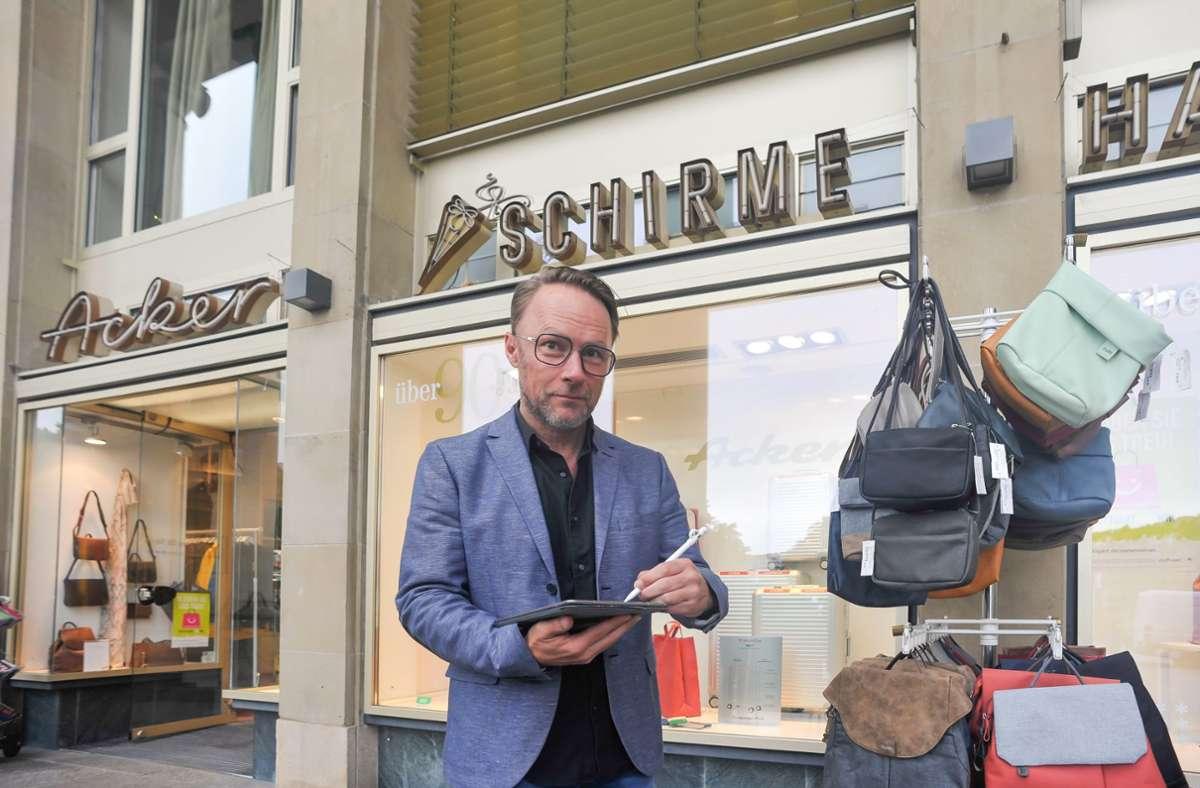 Einkaufen in Stuttgart: Traditionsladen macht sich fit für die Zukunft