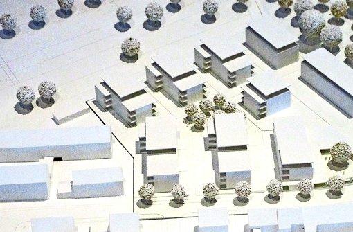 Neues Wohnquartier im Zuffenhäuser Norden