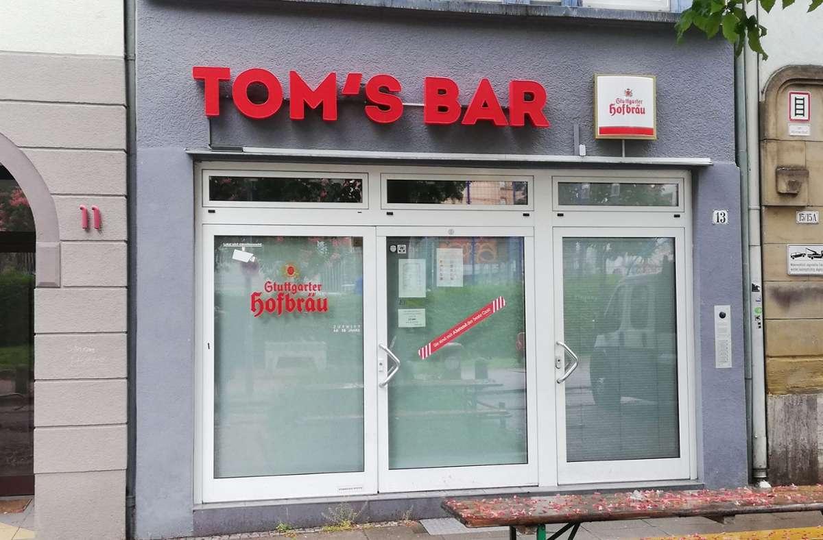 LGBT in S-Mitte: Tom´s Bar sucht eine neue Heimat