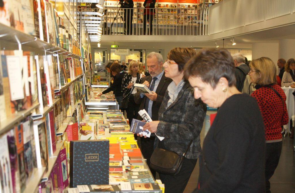 Wittwer Thalia in Stuttgart: Verleger haben hohe Erwartungen an den ...