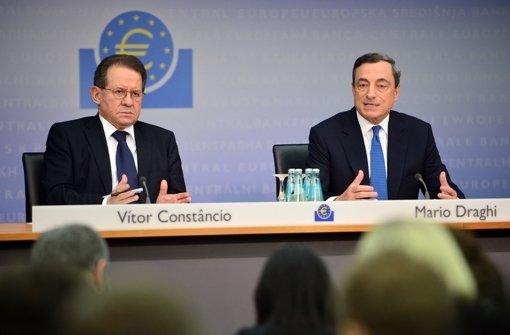 EZB will Inflation nach oben treiben