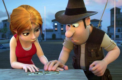 Animation: Tad Stones und das Geheimnis von König Midas