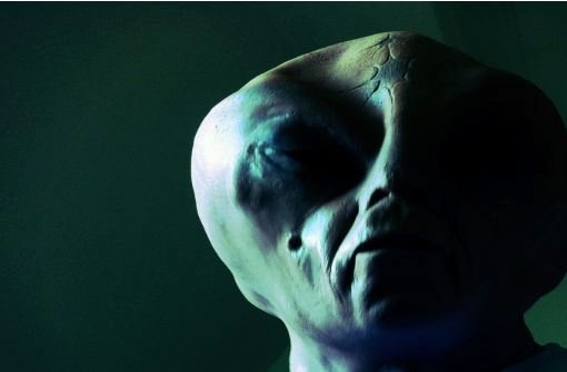 Ich glaube nicht an Aliens! Oder doch? Foto: Stefanie Ren