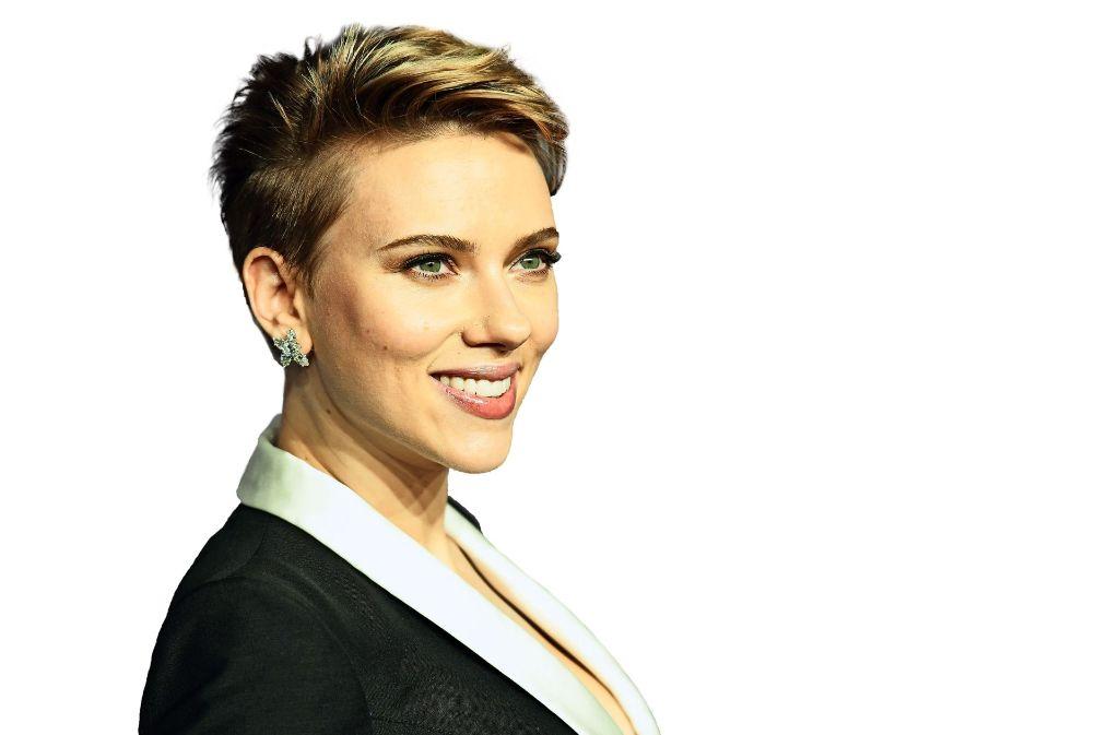 Promi Kolumne B Note Die Frisur Von Scarlett Johansson Und