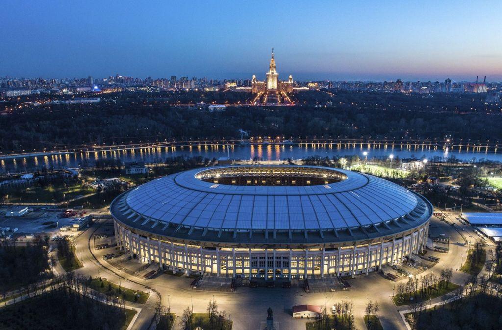 Fussball Wm 2018 In Russland Mit Diesem Angeberwissen Konnen