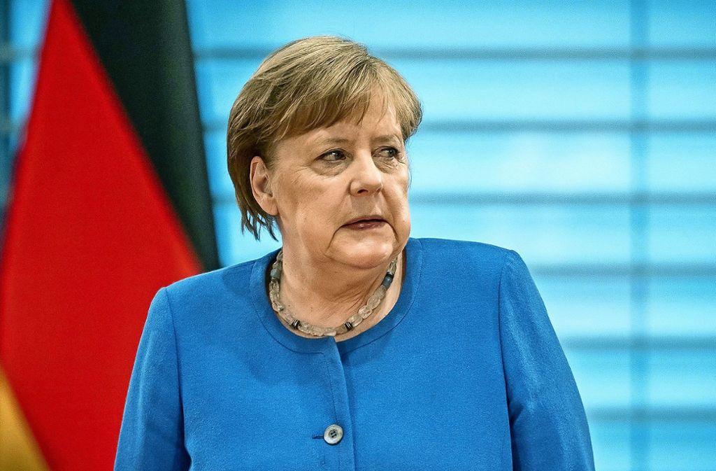 Merkel Tv