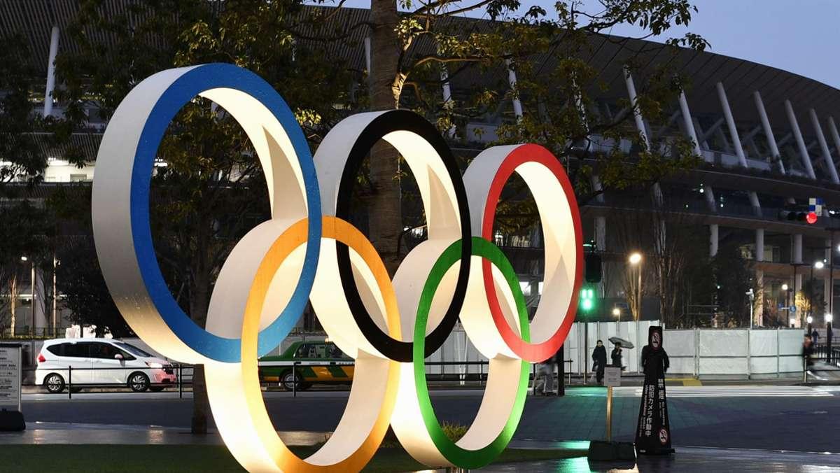 Olympische Winterspiele 2021 Russland