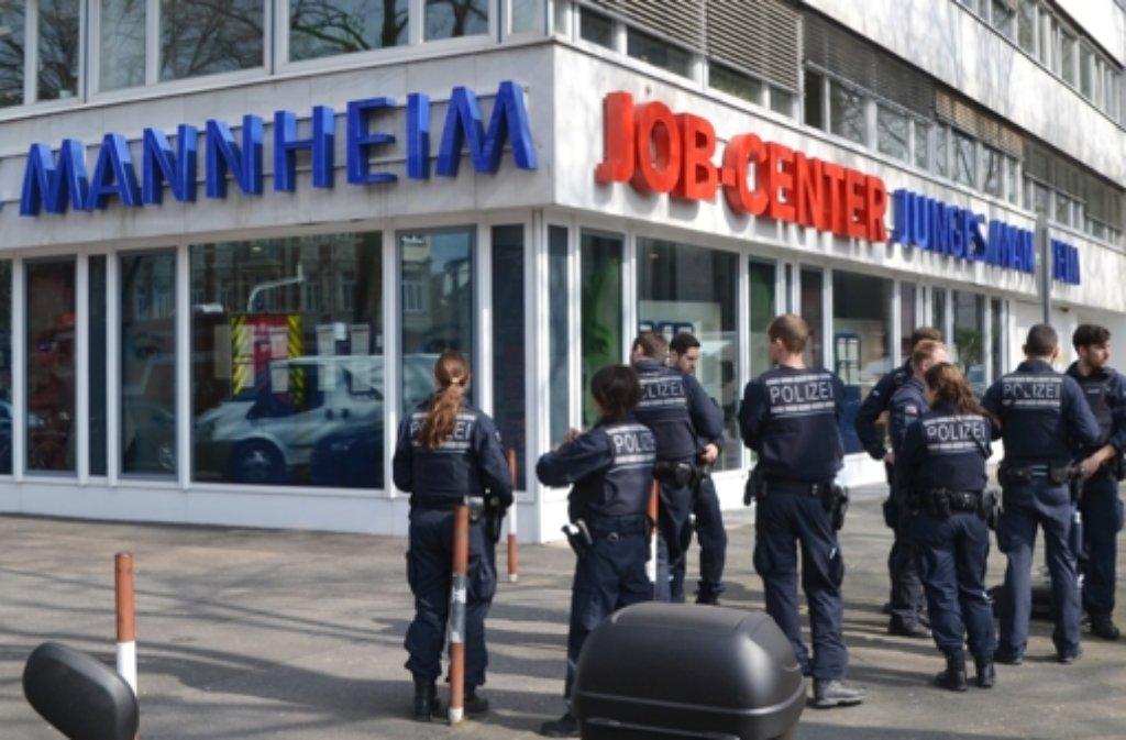 Jobcenter Stuttgart Mitte