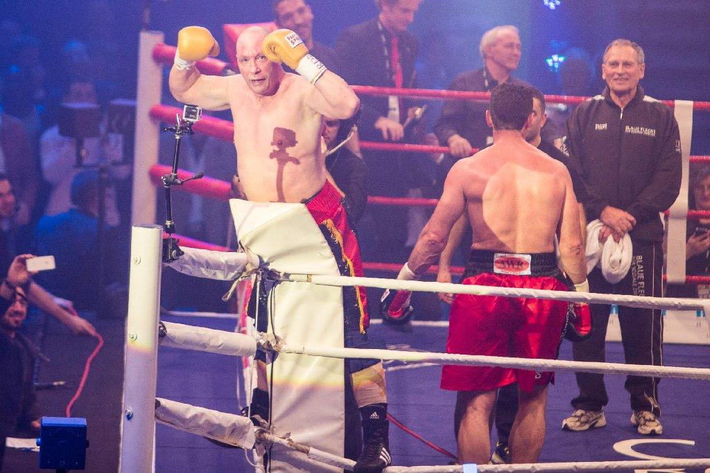 boxkampf krasniqi