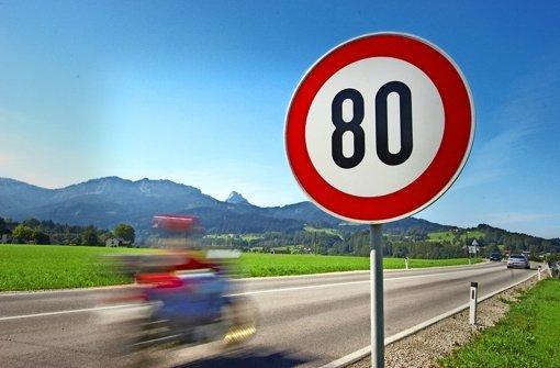 Kommt Tempo 80 auf Landstraßen?