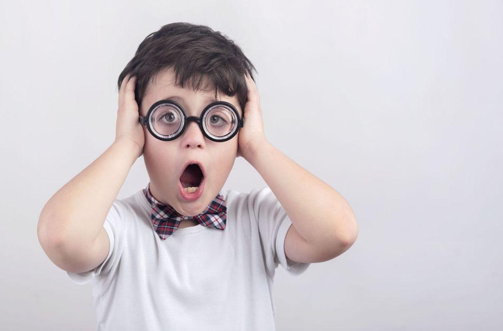 Brillen für Kinder: Wenn zu viel Lesen schadet - Wissen ...
