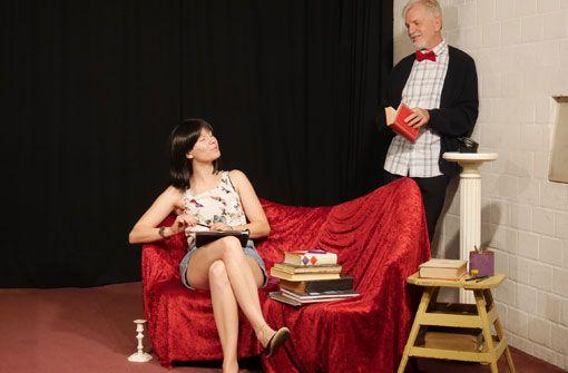 Dreigroschentheater: Rita will's wissen
