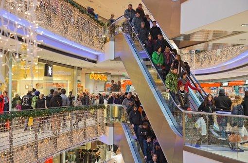 Verbraucher glauben an den Aufschwung