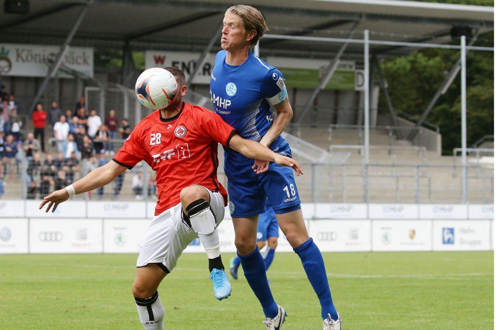 Stuttgarter Kickers Heute Live