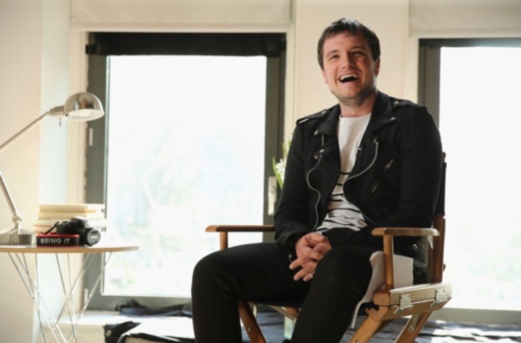 Josh Hutcherson Setzt Sich Fur Homosexuelle Ein Foto AFP