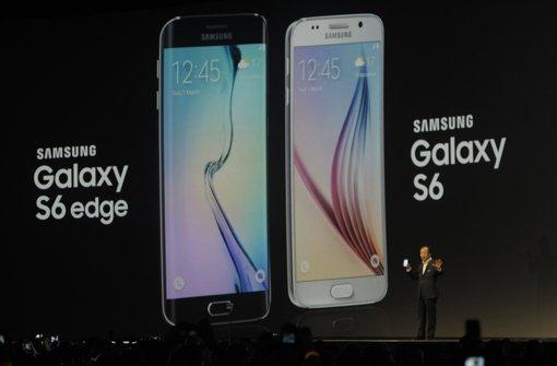 Samsung stellt Flaggschiff-Duo vor