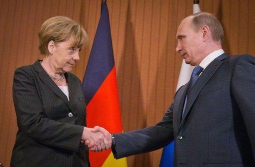 Angela Merkel ist Person des Jahres
