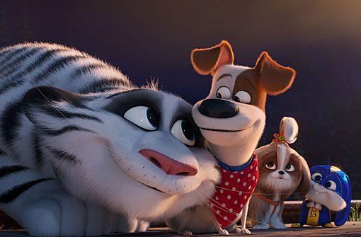Animation: Pets 2 3D