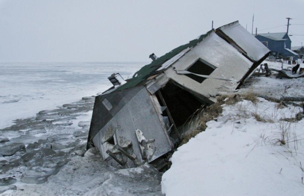 Permafrost Taut