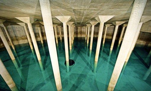 Teure Wasserspiele